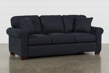 Remarkable Margot Denim Queen Sofa Sleeper Theyellowbook Wood Chair Design Ideas Theyellowbookinfo