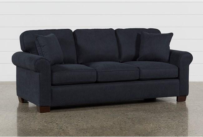 Margot Denim Queen Sofa Sleeper - 360