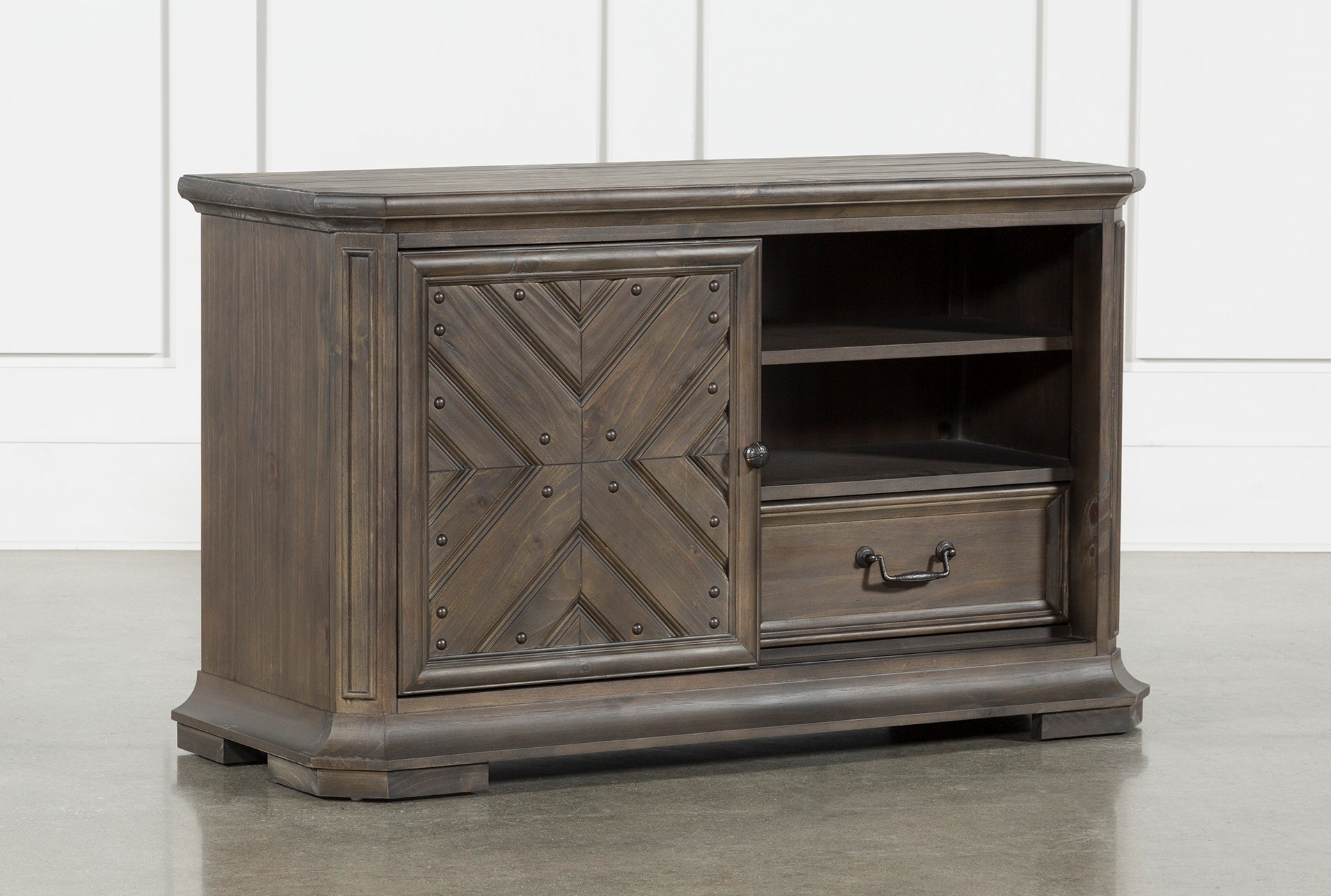 Laurent 50 Inch Tv Stand Living Spaces
