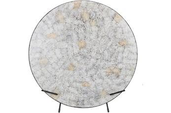 Vase-Bamboo Platter