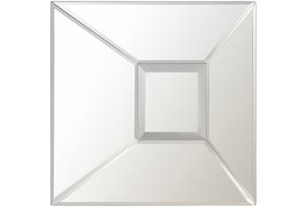 Mirror-Square Beveled 15.75X15.75