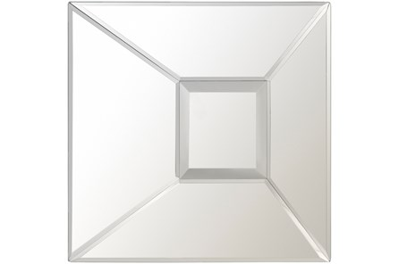 Mirror-Square Beveled 15.75X15.75