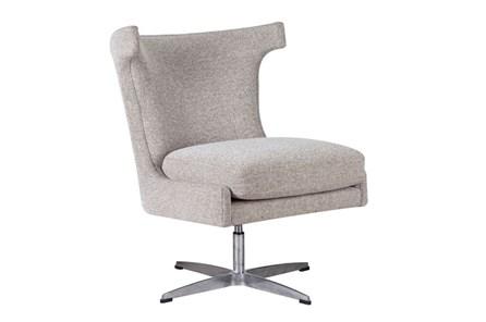 Grey Swivel Chair