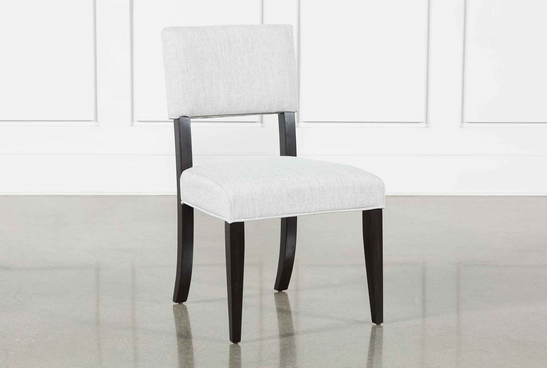 Macie Black Dining Side Chair Living