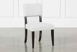 Macie Black Side Chair