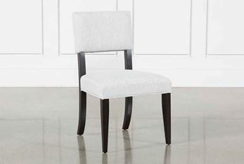 Macie Black Dining Side Chair