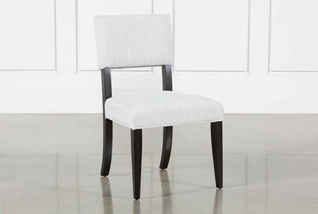 Macie Black Side Chair