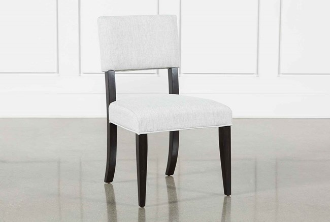Macie Black Side Chair - 360