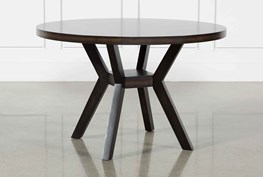 Macie Black Dining Table