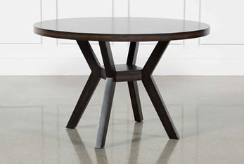 Macie Black Dining Table