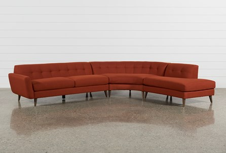 Chill 3 Piece Sectional