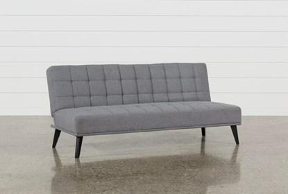 Marvelous Bea Grey Convertible Sofa Andrewgaddart Wooden Chair Designs For Living Room Andrewgaddartcom