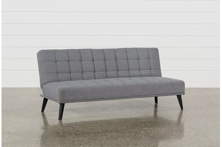 Bea Grey Convertible Sofa