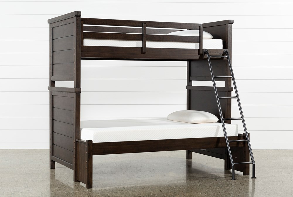 Jacob Twin Over Full Bunk Bed