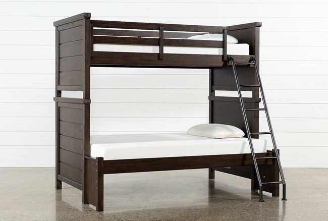 Jacob Twin Over Full Bunk Bed - 360