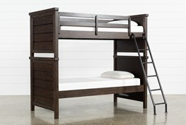 Jacob Twin Over Twin Bunk Bed