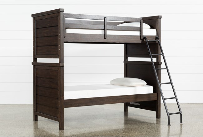 Jacob Twin Over Twin Bunk Bed - 360