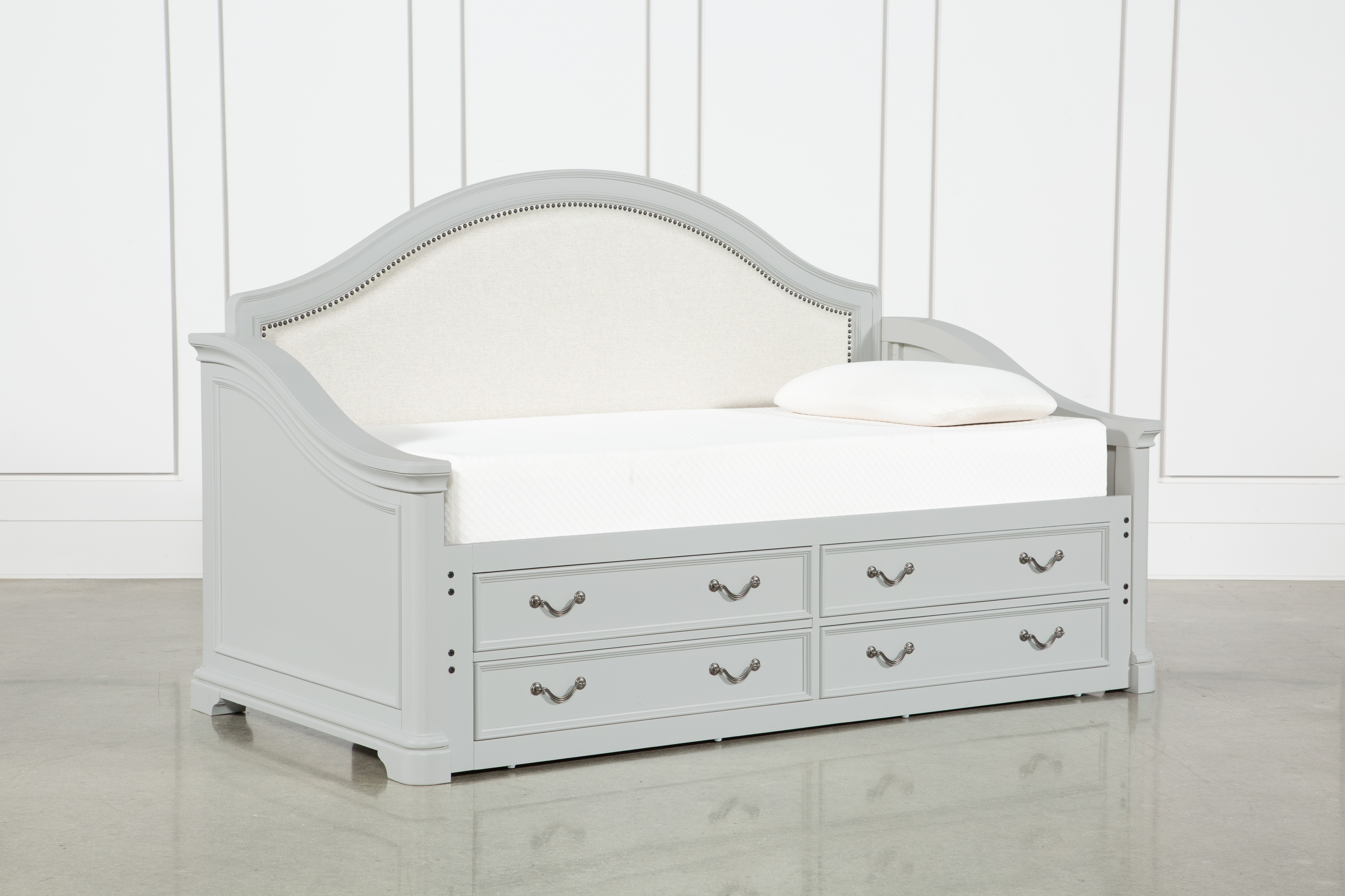 Julia Twin Daybed With Storage Living Spaces