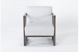 Pacifica Wood Accent Chair By Nate Berkus And Jeremiah Brent