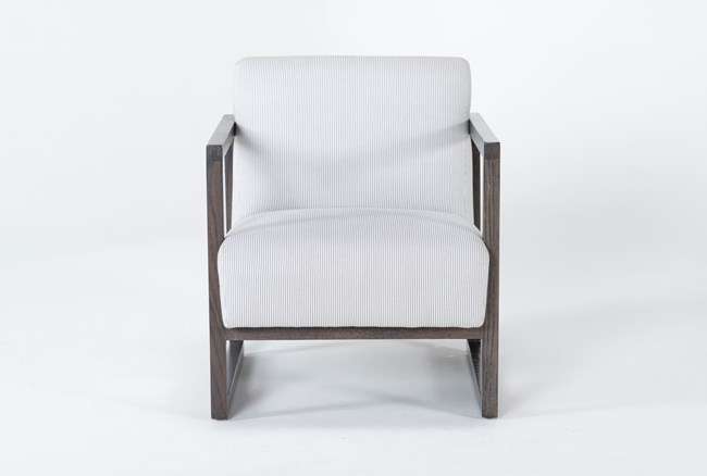 Pacifica Wood Accent Chair By Nate Berkus And Jeremiah Brent - 360