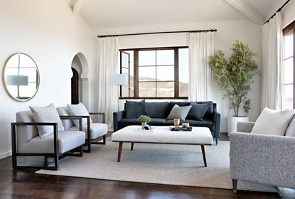 Swell Ames Arm Chair By Nate Berkus And Jeremiah Brent Theyellowbook Wood Chair Design Ideas Theyellowbookinfo