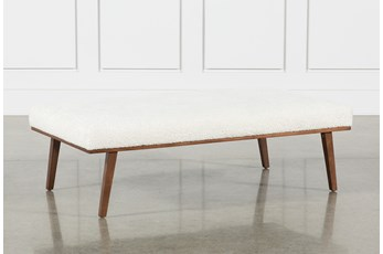 Chloe Accent Cocktail Ottoman By Nate Berkus And Jeremiah Brent