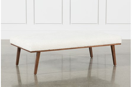 Chloe Accent Cocktail Ottoman By Nate Berkus And Jeremiah Brent - Main