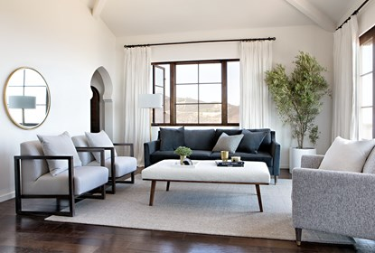 Excellent Chloe Accent Cocktail Ottoman By Nate Berkus And Jeremiah Brent Ibusinesslaw Wood Chair Design Ideas Ibusinesslaworg