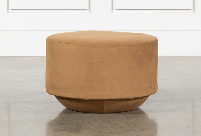 Mohave Accent Ottoman By Nate Berkus And Jeremiah Brent - 360