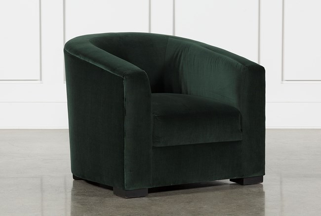 Emile Lounge Accent Chair By Nate Berkus And Jeremiah Brent - 360
