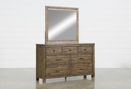 Aldean Dresser/Mirror