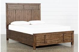 Aldean Eastern King Panel Bed