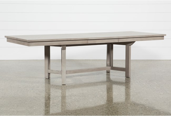 Camilla Rectangle Extension Dining Table - 360