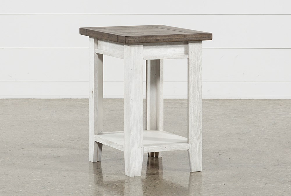 Dixon Chairside Table
