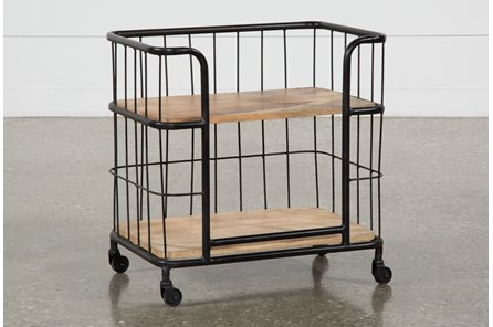 Yates Bar Cart