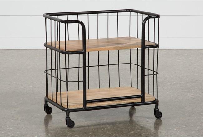 Yates Bar Cart - 360