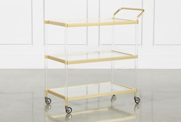Wilkin Bar Cart