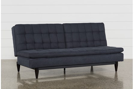Peggy Grey Convertible Sofa Bed