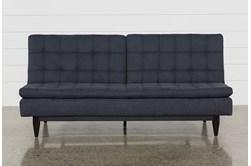 Peggy Grey Convertible Sofa Bed