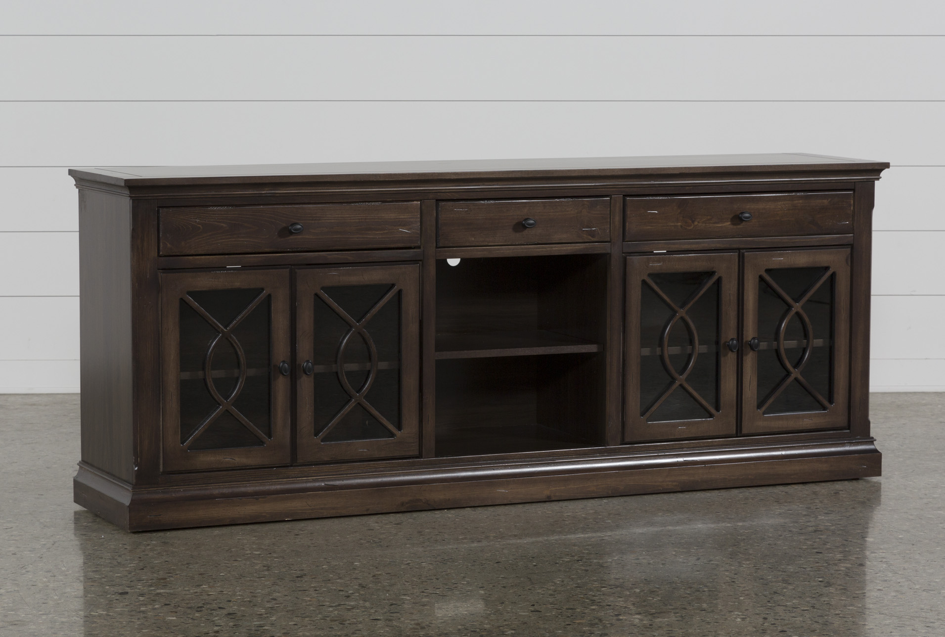Willa 80 Inch TV Stand (Qty: 1) has been successfully added to your Cart. | Living Spaces