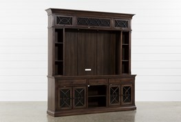 Willa 4 Piece Entertainment Center