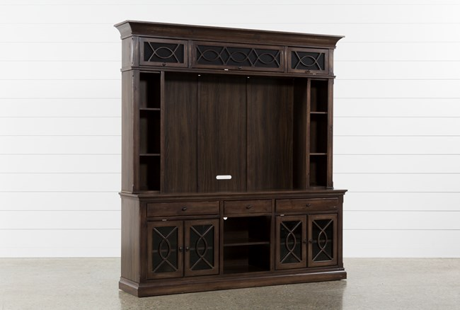 Willa 4 Piece Entertainment Center - 360
