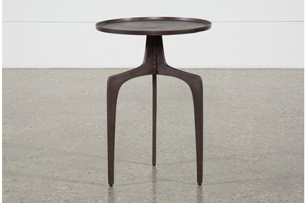 Gibson Black Accent Table - Main