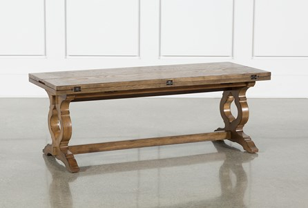 Kenrich Flip-Top Coffee Table