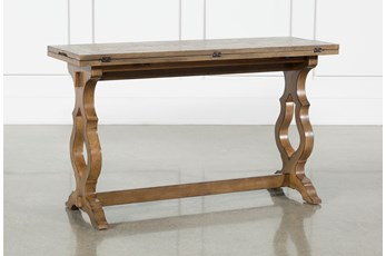 Kenrich Flip-Top Sofa Table