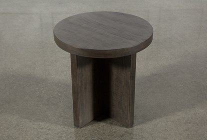 Benson End Table Living Spaces