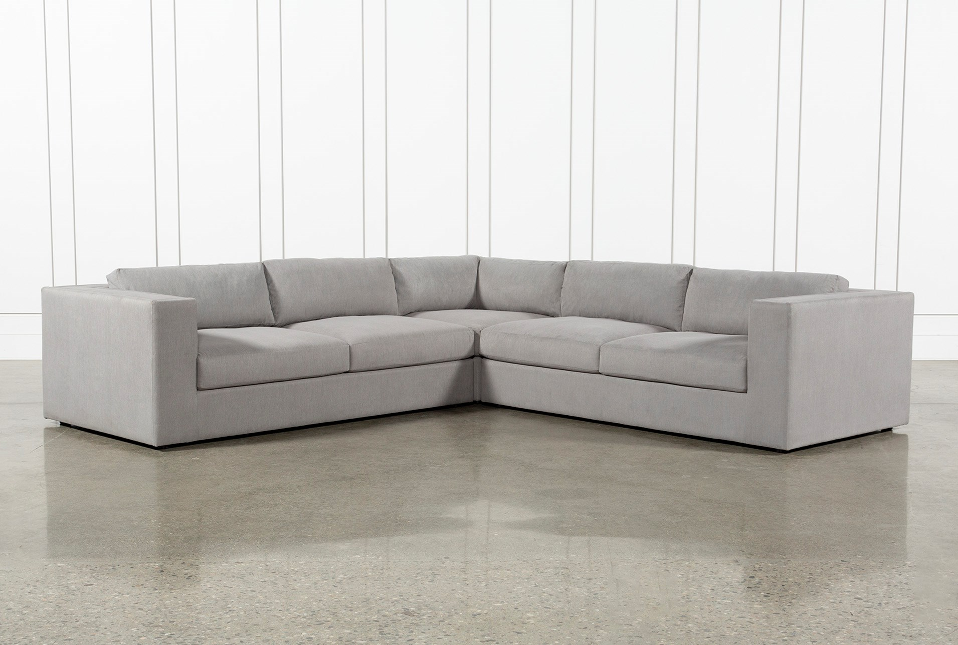 Whitley 3 Piece Sectional By Nate Berkus Jeremiah Brent Living