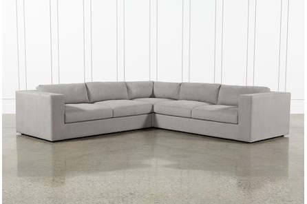 Whitley 3 Piece Sectional By Nate Berkus And Jeremiah Brent