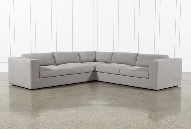 Whitley 3 Piece Sectional By Nate Berkus And Jeremiah Brent - 360
