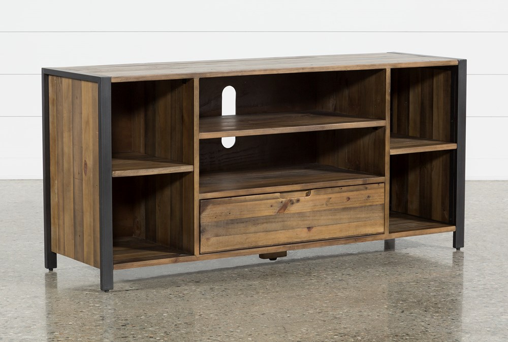 Marvin Rustic Natural 60 Inch Tv Stand